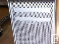 used Mac Pro tower MA356LL/A - MacPro1,1 2 x 2.66GHZ for sale  British Columbia