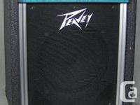 Used Peavey Minx 110 Bass Amp for sale,   It is in good