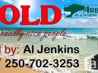 Arbutus RV is looking for good used RV's. Consign your