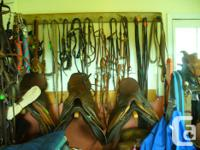The Jane James Made use of Tack Establishment at CTRA