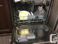 I have Samsung Steel front dishwasher in working order