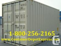 NEW OR USED STEEL STORAGE CONTAINER FOR RENT OR
