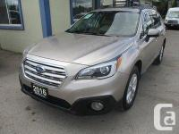 Additional Details Condition Used Model Outback Year