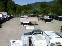 At Jaw canopies we carry over 250 different truck caps.