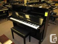 Used YAMAHA U1 upright piano Excellent condition