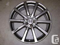 """MADE USE OF ACCORD HFP 19"""" INCH WHEELS + TIRES -"""