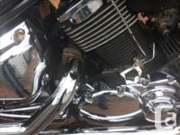 Make Yamaha Model V-Star Year 2007 kms 20500 Low milage