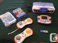 Kids video gaming system. Durable and easy for young
