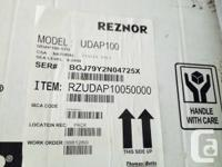 Reznor's V3 Series UDAP higher efficiency heating units