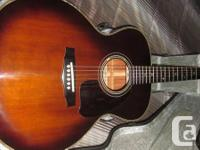 Vintage Ibanez Acoustic from 1983 , vintage series