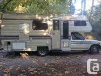 Hi I am selling my retro camper- Need my driveway