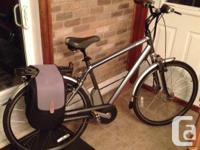 J'ai un bicycle neuf avec technologie Hybride de marque