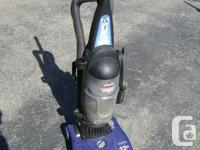 everything works fine, floor and nozzle pickup, email