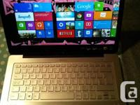BRAND-NEW SONY VAIO FLIP LAPTOP. made use of for a