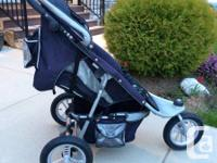 Loved this stroller, but must upsize to a double with
