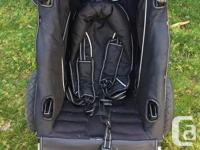Valco baby tri mode stroller with car seat adapter and