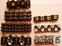 Our chic collection includes a variety of stones