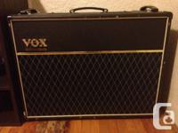 """Greetings! I'm selling my VOX Valvetronix AD120VT """"tube for sale  British Columbia"""