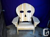 Then this is the chair for you, if you enjoy vampires