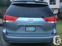 Make Toyota Model Sienna Year 2011 Colour Silver kms