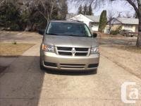 Make Dodge Model Grand Caravan Year 2008 Colour Tan or