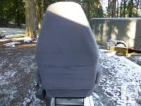 Van, RV or Boat Seat Plush captains chair for your van