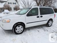 Make Chevrolet Model Uplander Year 2009 Colour White