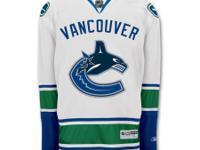 Vancouver Canucks Alternate Premier Jersey - Size XL -
