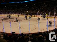 Canucks vs Red Wings - Below Face Value - Wednesday