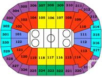 I am a season ticket holder with FOUR LOWER BOWL