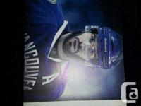 I am selling my tickets to the Vancouver Canucks vs.