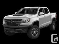 Make Chevrolet Model Colorado Year 2018 Colour Summit