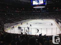 Vancouver vs Montreal Sat, Oct 12, 7:00pm  Section 122,