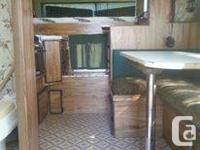 camper for full size truck 850 as is ...1100 with a