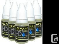 Have an HD Vape or any type of vaporizer for that