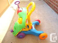 Selling variety of Activity Toys / Ride-On Cars /