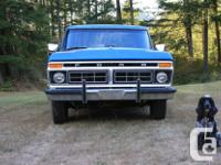 VARIOUS selection of used 1973-79 FORD F100-150-250-350