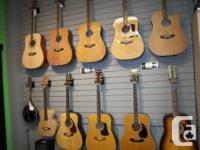 Cash Maxx has for sale an assortment of acoustic