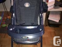 Greco stroler + handy umbrella stroller, used - $ 40 or