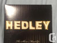 CDs $2 Hedley - The Show Must Go Hedley - Wild Life