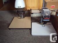I have various darkroom equipment for sale separately
