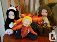 Various Dolls for Sale  All Dolls are in excellent