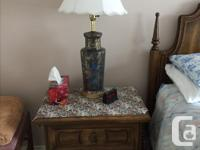 House is sold and there are several furniture items for