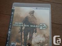 DS Mario Kart 7 $5 PS2 Call of Duty Modern Warfare $5