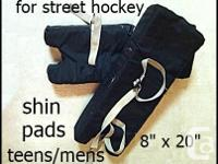 first 2 pictures are mens large hockey pants $25 next