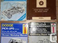Haynes VW Golf and Jetta 1993-1998 Haynes Honda Civic