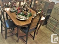 Various vintage chairs available at General Salvage