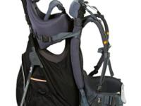 Brand New Vaude Butterfly Comfort Child Carrier. Barely