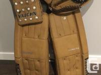 For sale is a rare, mint set of custom pro spec Vaughn