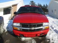 Make Chevrolet Design S-10 Year 2000 Colour red kms